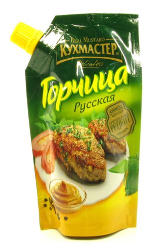 Русская горчица