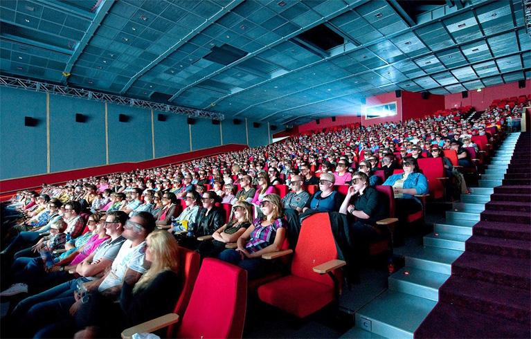 3D в кинотеатре