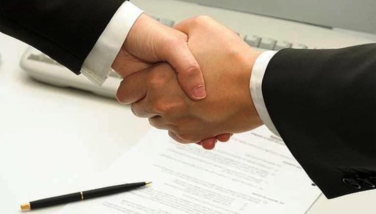 Успешный договор