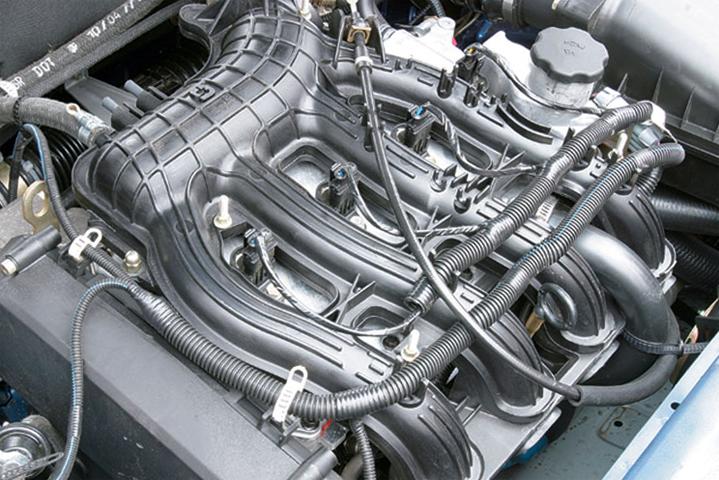 Двигатель 124 серии