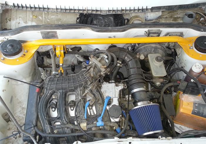 Двигатель 126 серии