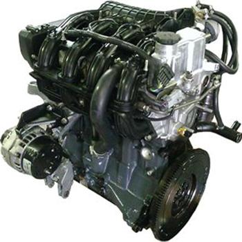 Двигатель 126