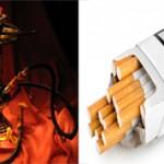 В чем разница между кальяном и сигаретами