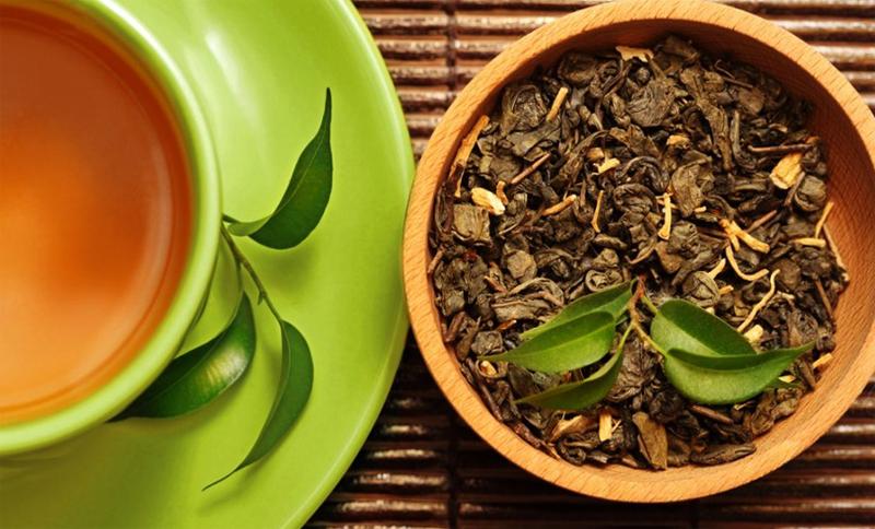 Приготовление зеленого чая