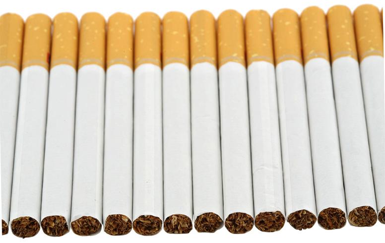 Обычные сигареты