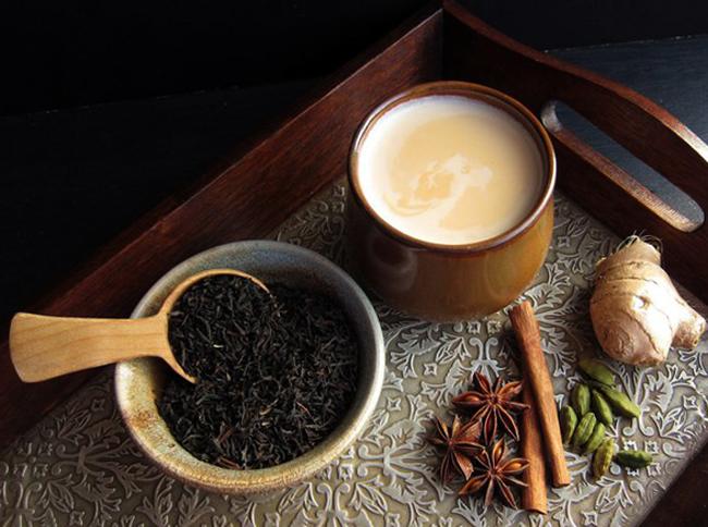 Приготовление черного чая