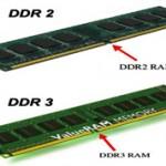 Что такое DDR2 и DDR3 и в чем разница между ними