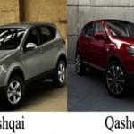 Чем отличается автомобиль Кашкай от Кашкай 2