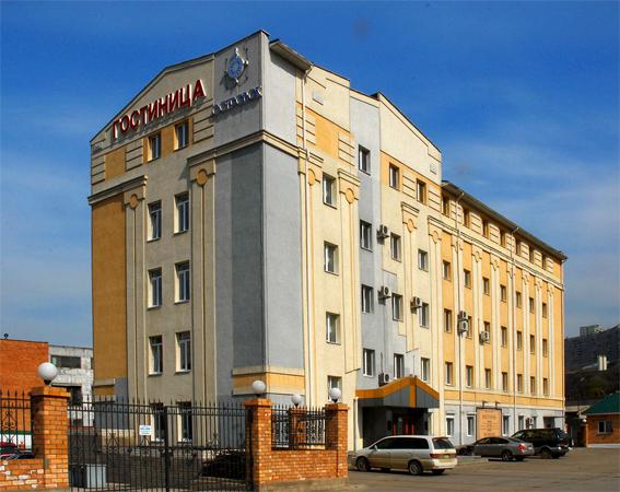 Гостиница в России