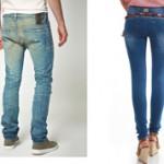 Чем отличаются мужские джинсы от женских