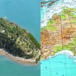 Чем отличается остров от материка