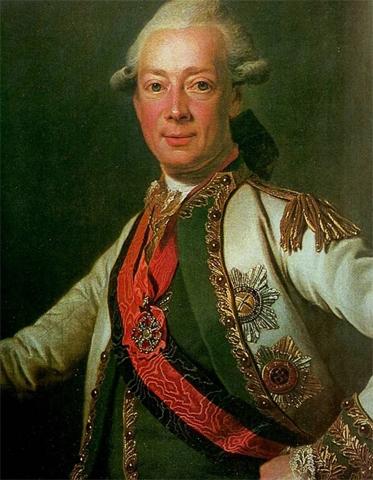 Граф Иван Григорьевич Чернышев