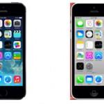 Чем отличается айфон 5с от 5s