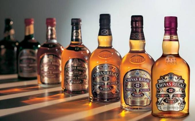 Купажированный виски