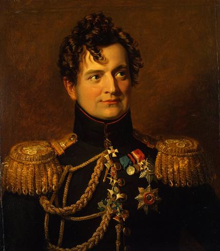 Князь Меньшиков