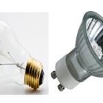Чем отличается лампа накаливания от галогенной лампы