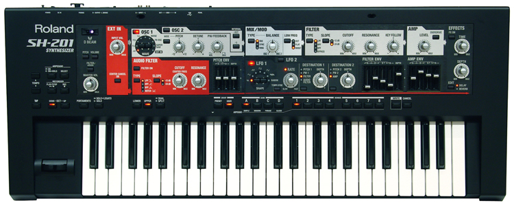 Еще один синтезатор