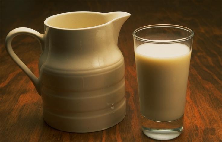 Топленное молоко