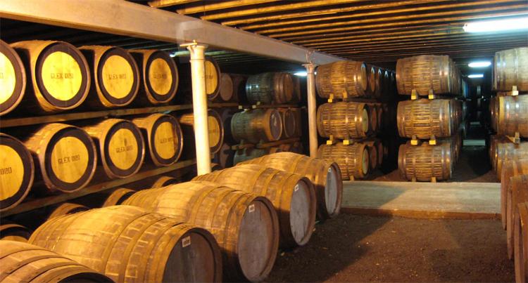 Бочки с виски