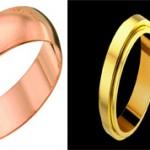 Красное и желтое золото: что отличается и что лучше