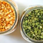 Зеленый и желтый горох: чем отличаются и что выбрать