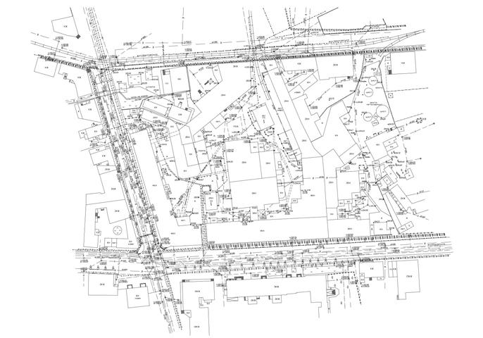 Пример кадастрового плана