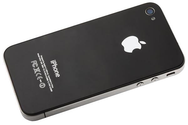 Телефон с логотипами