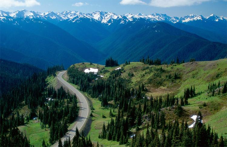 Красивый национальный парк