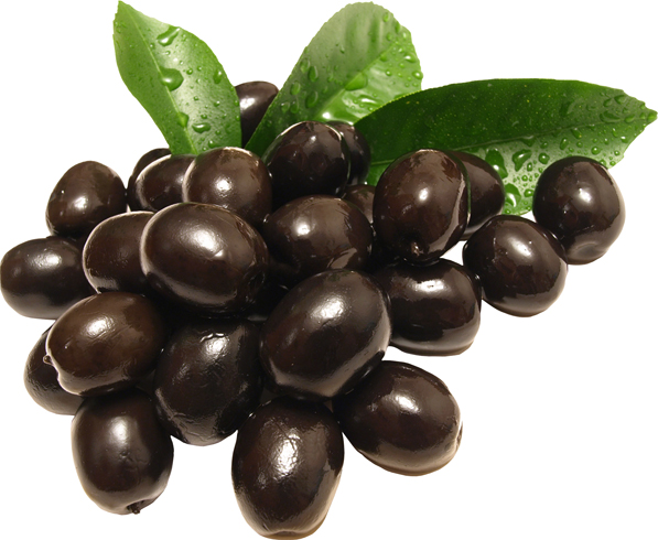 Оливки черные