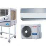 Чем отличается охладитель воздуха от кондиционера