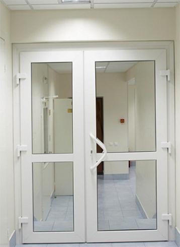 Современные двери ПВХ