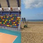 Чем пляжный волейбол отличается от классического