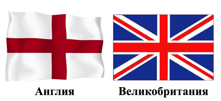 Англия и Великобритания