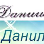 Чем отличается имя Даниил от Данила: особенности и отличия