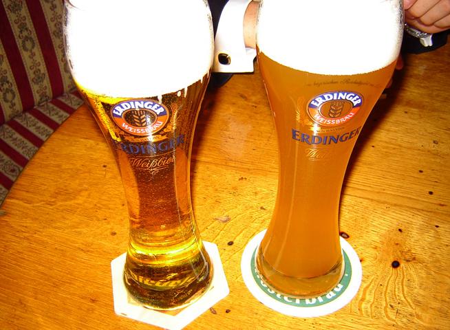Пиво фильтрованное