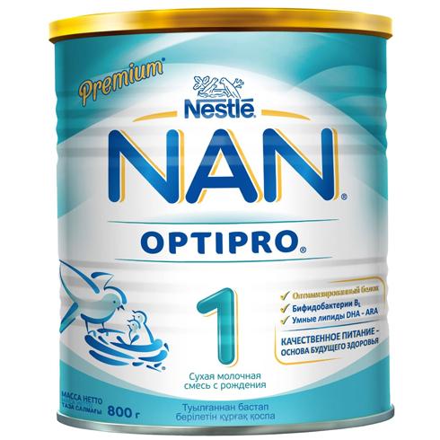 Молочная смесь NAN
