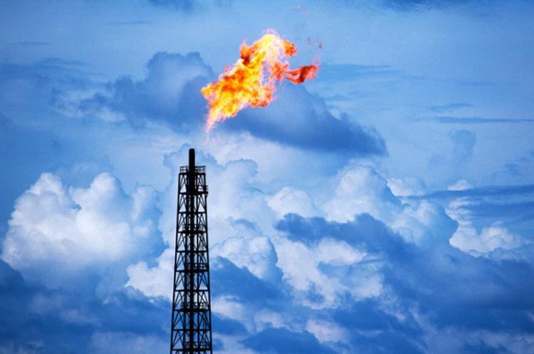 Традиционный природный газ