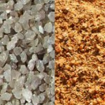 Чем кварцевый песок отличается от обычного строительного