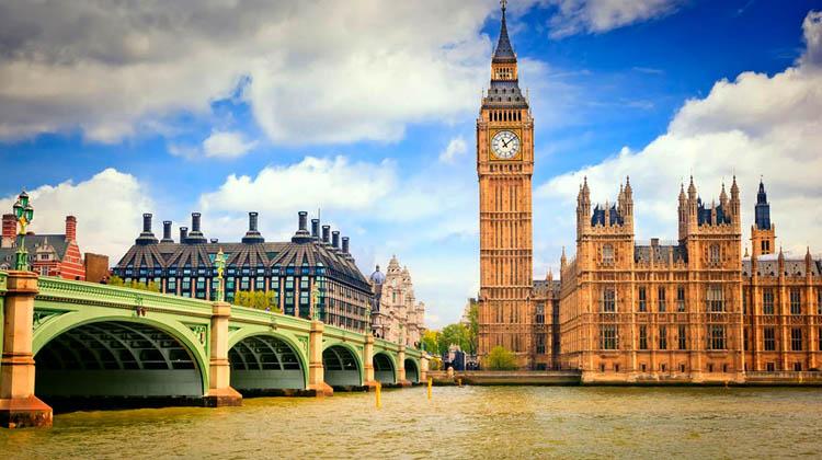 Столица Англии - Лондон