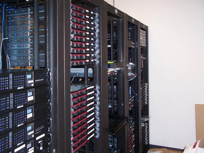 Современный сервер