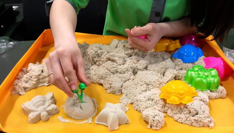Космический песок