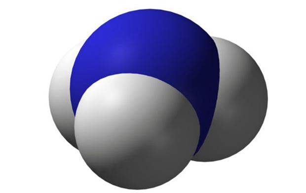 Молекула Аммиака