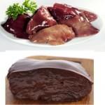 Чем говяжья печень отличается от свиной?