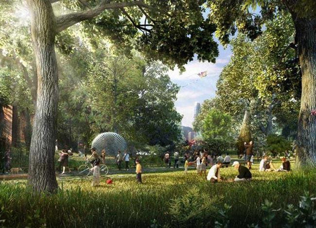 Городской биогеоценоз