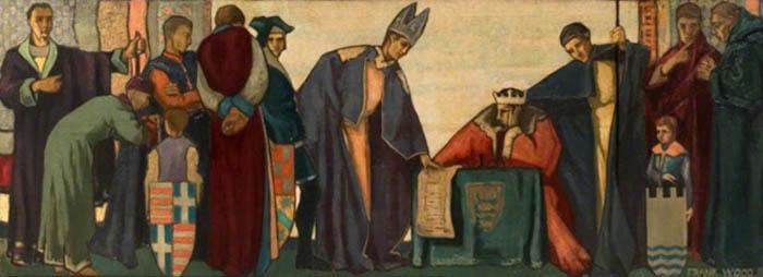 Конституция в древности