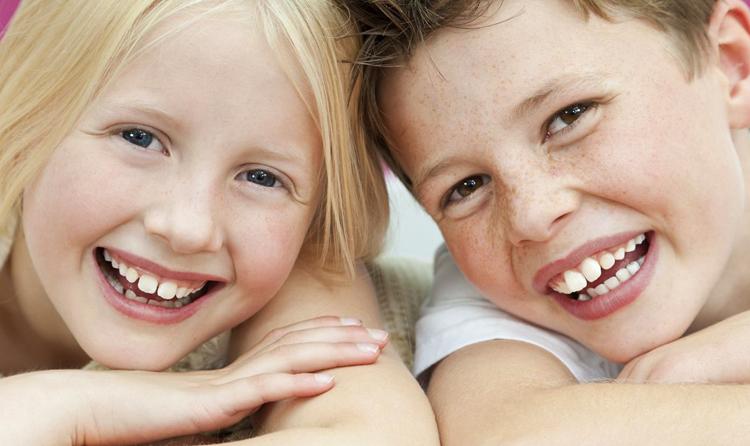 Коренные зубы у детей