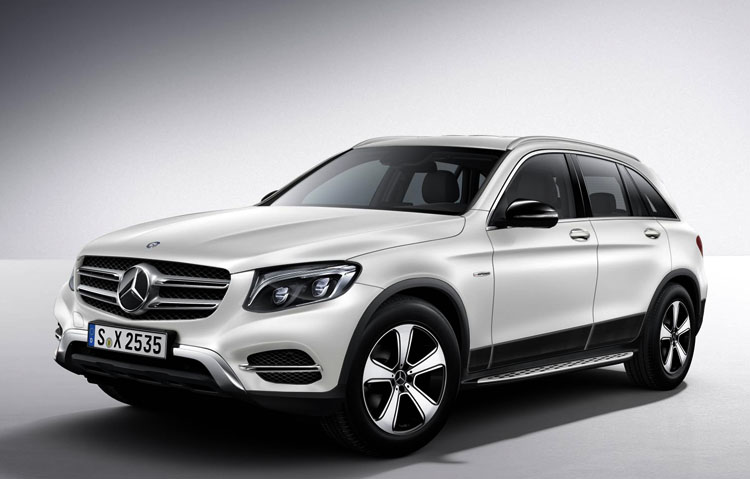Кроссовер Mercedes-Benz GLC F-CEL