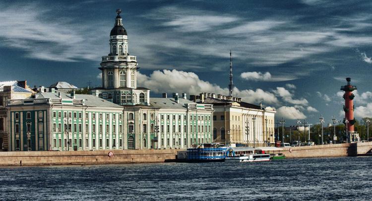 Культурное наследие Петербурга