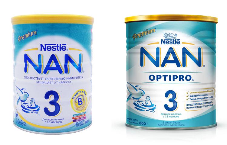Nan и Nan OptiPro
