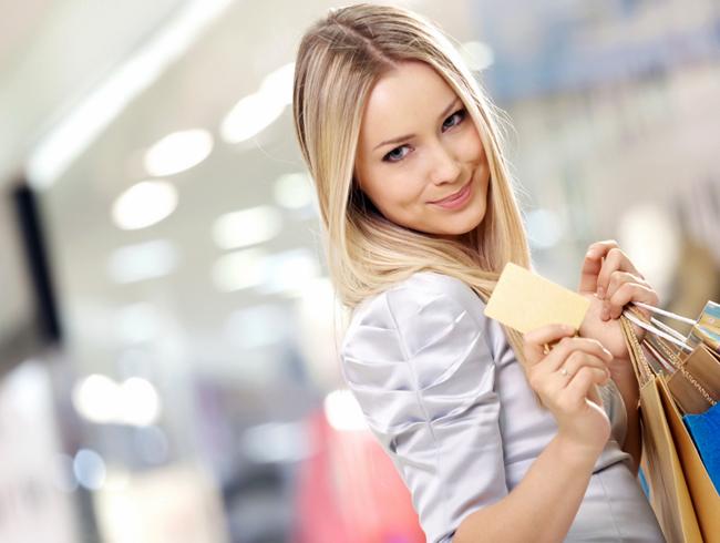 Девушка с кредитом